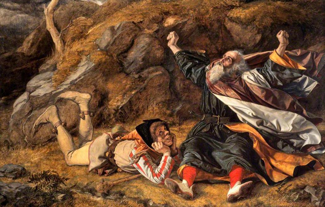 Смерть и жизнь Короля Лира