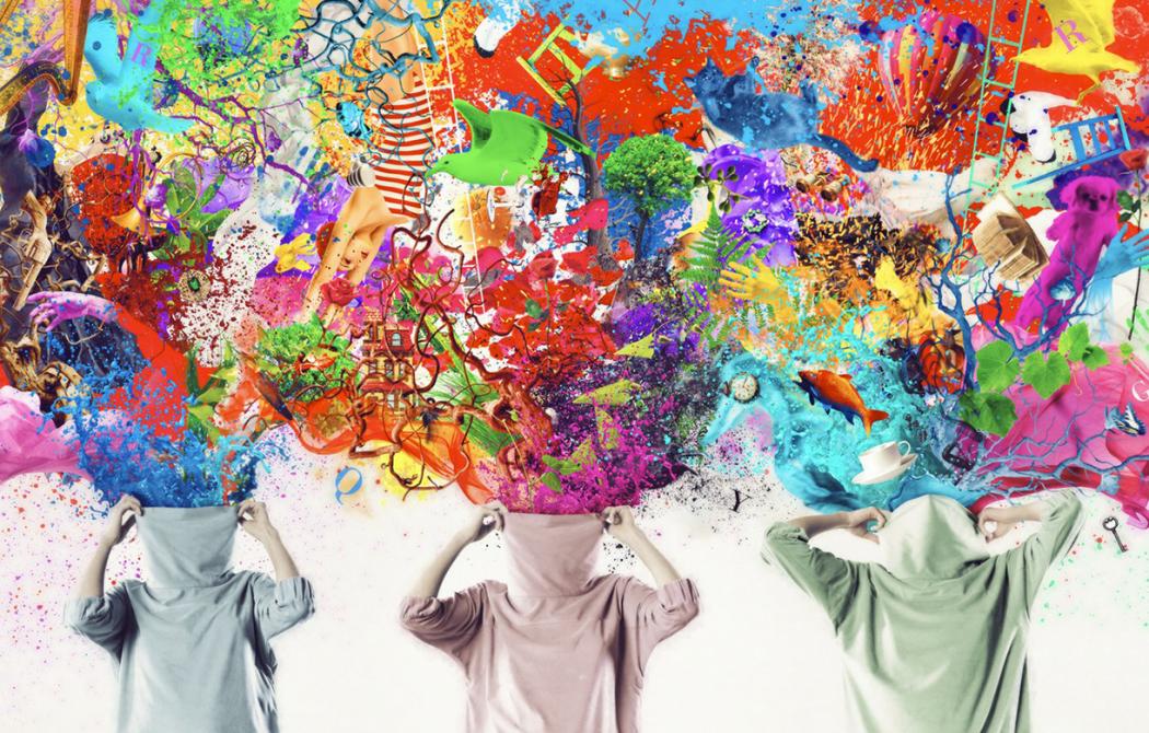 Воображение – сила внутренних образов (лекция)