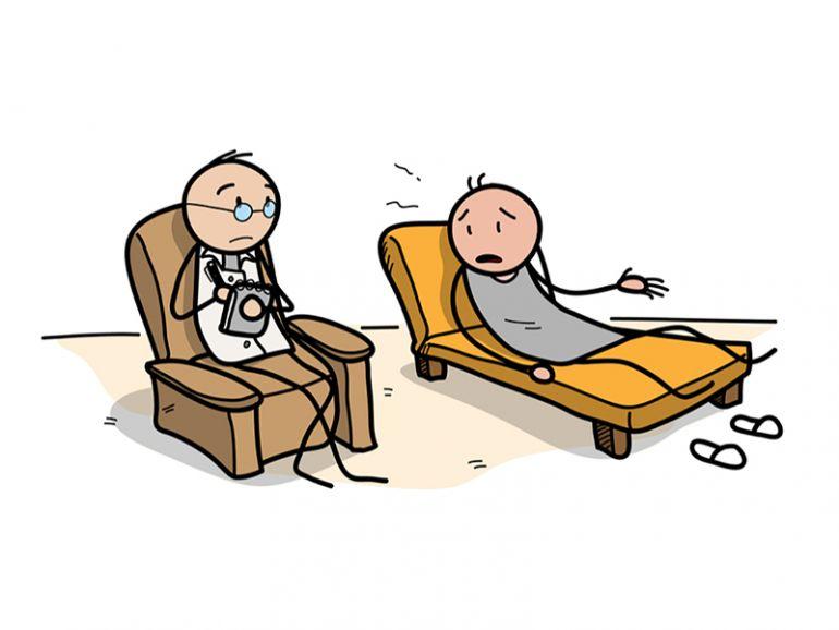 Знакомство с основными направлениями и методами психотерапии. Психоанализ. Использование в гештальт-терапии методов психоанализа