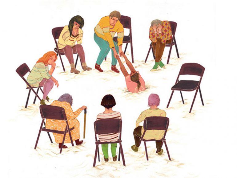 Как помочь себе с помощью групповой терапии