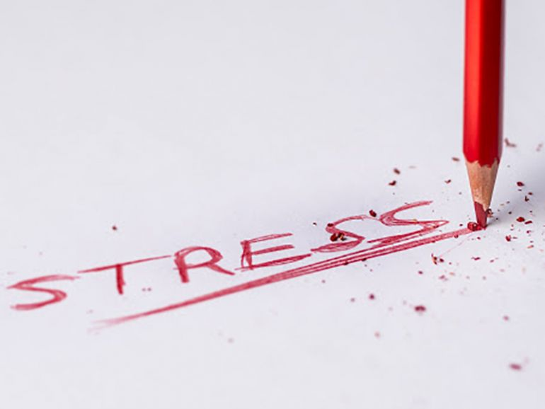 Работа со стрессовым напряжением в Гештальт-подходе